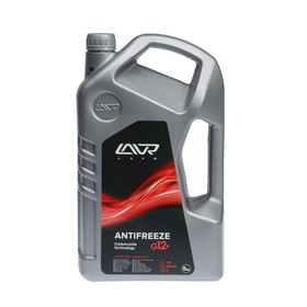 Антифриз ANTIFREEZE LAVR -45 G12+, 5 кг Ln1710 Ош