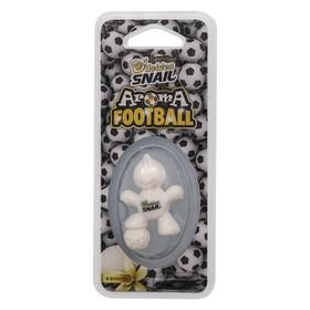 Ароматизатор в дефлектор Golden Snail, Aroma Football, 'Ванильный крем' Ош
