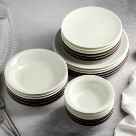 Сервиз столовый Kutahya Porselen Harleck, 24 предмета