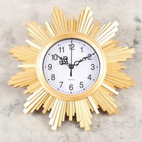 Часы настенные, серия: Интерьер, 'Альби', 25х25 см, микс Ош