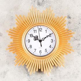 Часы настенные, серия: Интерьер, 'Альвар', 25х25 см, микс Ош