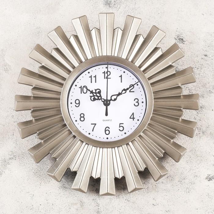 Часы настенные, серия Интерьер, Амерри, 25х25 см,