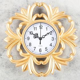 Часы настенные, серия: Интерьер, 'Ангулем', 25х25 см, микс Ош