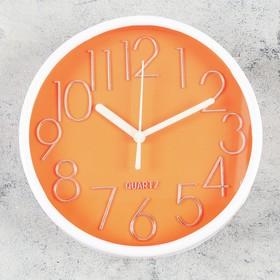 Часы настенные, серия: Классика, 'Микелон', 15х15 см, микс Ош