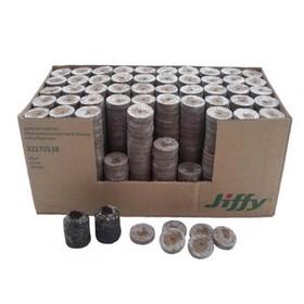 Торфяные таблетки Jiffy-7 ,  24 мм, в упаковке 2000 шт Ош