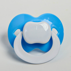 Набор ортодонтических пустышек, 2 шт., от 6 мес., на блистере, цвет МИКС - Фото 4