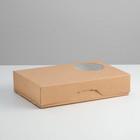 Упаковка для пончиков, 18,5 х 27 х 5,5 см - Фото 2