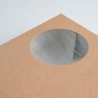 Упаковка для пончиков, 18,5 х 27 х 5,5 см - Фото 3