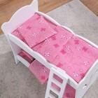 Игрушечная кроватка «Колыбель для куклы» - Фото 3