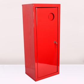 Шкаф под огнетушитель ШПО-103 НЗ (30×71×22 см), закрытый Ош