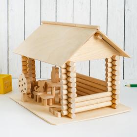 Модель для творчества «Беседка» (конструктор)