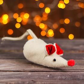 Мягкая игрушка «Мышка», цвета МИКС Ош