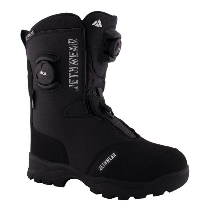 Ботинки Jethwear Encore, размер 43, чёрный