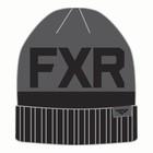 Шапка FXR Helium, чёрный, серый