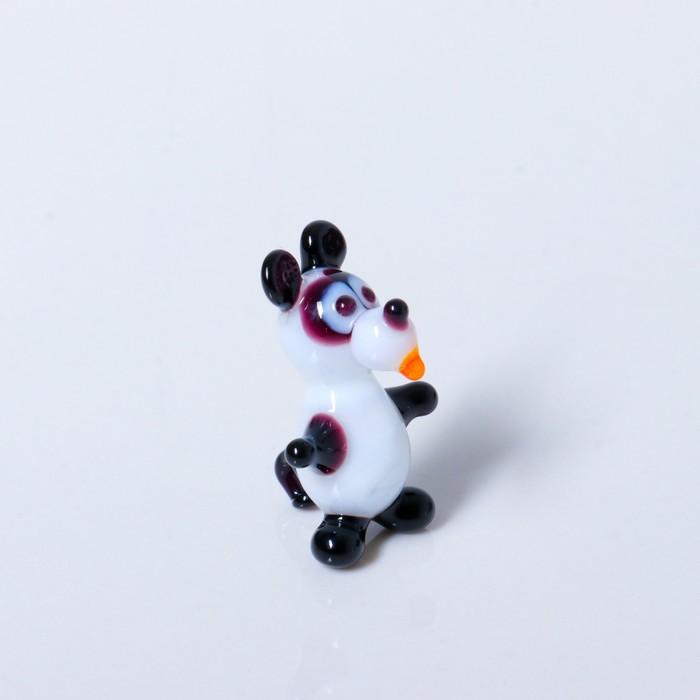 Сувенир из стекла Панда