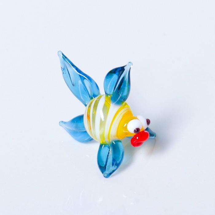 Сувенир из стекла Рыбка МИКС