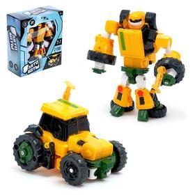 Робот «Трактор»