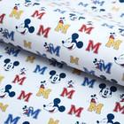 Бумага упаковочная 50х70 см, Микки Маус