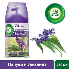 Освежитель воздуха Airwick Pure Freshmatic «Пачули и эвкалипт», сменный баллон, 250 мл