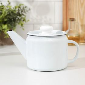 Чайник 1 л, без деколи