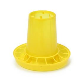 Кормушка для домашней птицы на 1,5 кг, пластик Ош