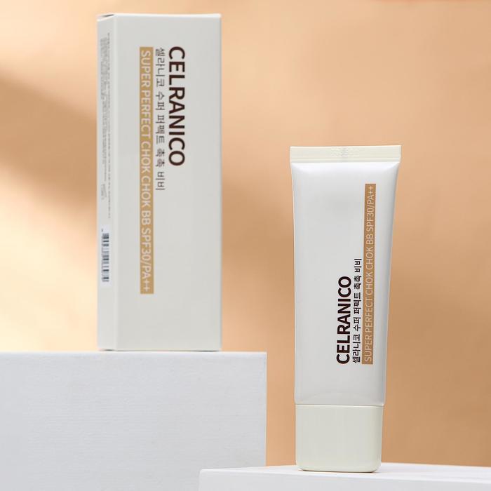 BB крем для лица Celranico SPF 30, с муцином улитки, 40 мл
