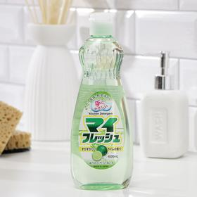 Жидкость для мытья посуды Rocket Soap Fresh «Свежий лайм», 600 мл