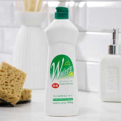 Крем чистящий Rocket Soap «Белизна и свежесть», 400 г - Фото 1