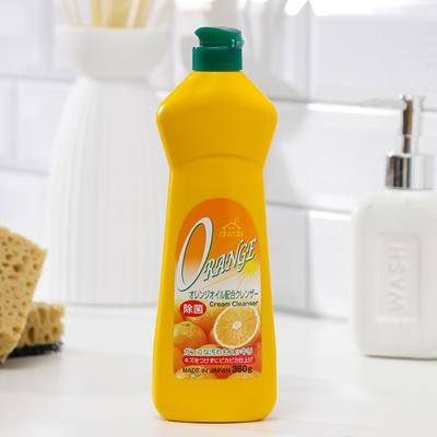 Крем чистящий Rocket Soap «Апельсин», 360 г - Фото 1