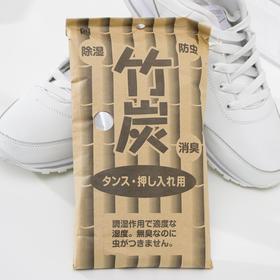 Поглотитель влаги и запахов для обуви Kokubo, бамбуковый, 2 шт. по 80 г