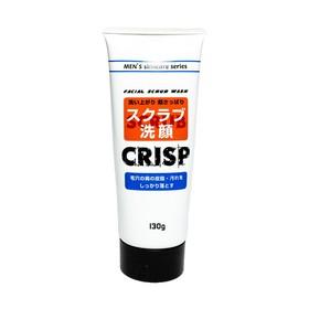 Пенка-скраб для лица Trust Crisp, мужская, 130 г