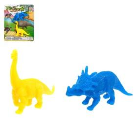 Набор динозавров «Яркие Дино»