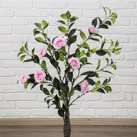 Дерево искусственное 'Роза' 96 см, микс    (без горшка) Ош