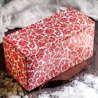 Сервиз чайный Доляна «Счастливого Нового Года»,12 предметов: 6 чашек 280 мл, 6 блюдец d=15 см - Фото 5