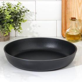 Сковорода «Традиция», d=30 см, антипригарное покрытие