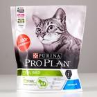 Акция! Сухой корм PRO PLAN для стерилизованных кошек, кролик, 300+100г