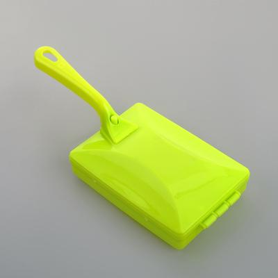 Щётка роликовая с ручкой, 2 ролика, цвет МИКС - Фото 1