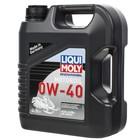 "Масло моторное Liqui Moly, 0W-40, для снегоходов, ""Snowmobil Motoroil"", SM/CF"