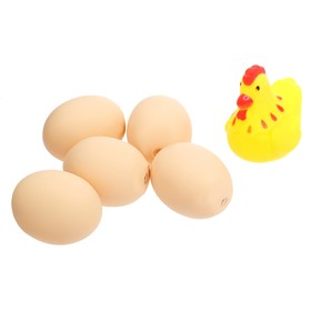Набор продуктов «Яйца-пищалки с курицей» Ош