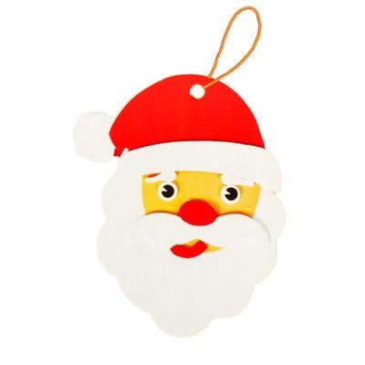 Набор для творчества - создай ёлочное украшение «Добрый Дед Мороз» - Фото 1