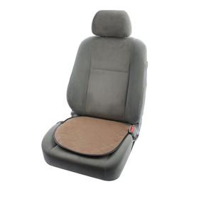 Подогрев сидений TORSO, 46 х 46 см, 12 В, 35 Вт, провод 1,1 м, с регулятором, коричневый Ош