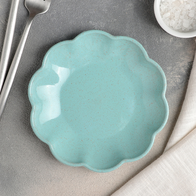 Тарелка «Волна», d=15,5 см, цвет МИКС - Фото 1