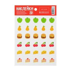 Наклейки‒оценки «Пора кушать», 12.5 × 18 см Ош