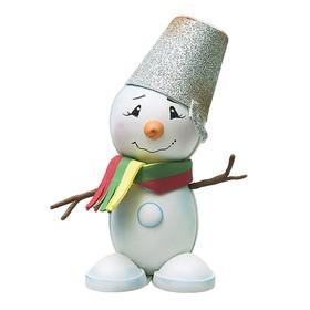 """Создай куклу """"Снеговик"""""""