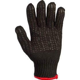 Перчатки полушерстяные двойные, комбинированные с ПВХ Ош
