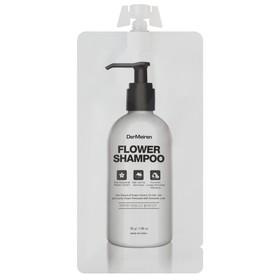 Шампунь для волос DerMeiren, с экстрактами цветов, 30 мл