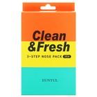 Полоски для носа Eunyul Clean & Fresh, 3 шт.