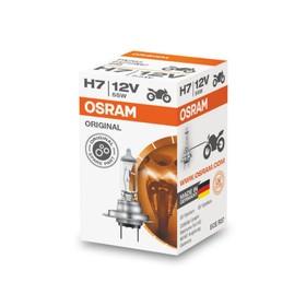 Лампа для мотоциклов OSRAM, 12 В, H7, 55 Вт Ош