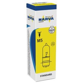 Лампа для мотоциклов NARVA, 12 В, P15d-25-2, M5, 25/25 Вт Ош