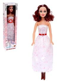 Кукла «Таня» со звуком, в платье, высота 54 см, цвета МИКС Ош